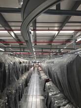 各种服装货架,仓库挂衣架供应-上海诺宏货架图片