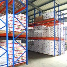 可调节货架,横梁式货架供应商-上海诺宏货架图片