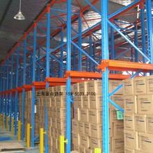 上海贯通货架厂家-上海诺宏货架图片