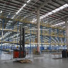 上海阁楼货架生产厂家-诺宏货架制造有限公司图片