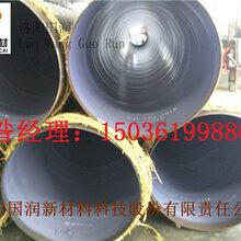 优质钢塑复合管,螺旋3pe防腐钢管