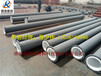 洛阳国润-钢衬复合管全部型号,药厂、化工厂专用管