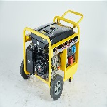 家用7kw汽油发电机销售部图片
