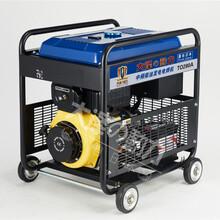 铁道应急280a柴油发电电焊机组报价图片