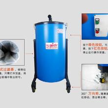 威德尔纺织厂专用工业吸尘器专吸毛绒棉絮用长时间不堵塞大吸力吸尘器