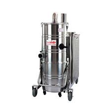 大吸力不堵塞工业吸尘器车间清理大量铁屑铝屑焊渣铁渣威德尔三相大功率工业吸尘器