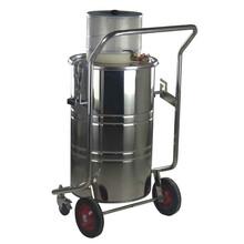 电源不便场所吸固体颗粒粉尘专用WX-180气源式工业吸尘器