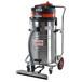 上海220V工业吸尘器食品厂清理灰尘碎屑残渣用威德尔移动式不锈钢吸尘器