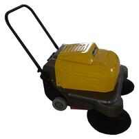 手推式扫地机,电瓶式扫地机,厂区道路清扫车,无扬尘工业扫地机图片