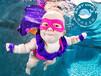 湖州嬰兒游泳培訓_媽媽們多久帶寶寶去游泳