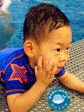 湖州小孩游泳_小孩怎样学游泳