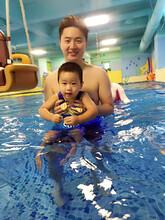 湖州贝贝鲸亲子游泳馆_一对一德国水育课程水质保证