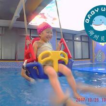 湖州儿童游泳_贝贝鲸寒假游泳集训班报名了