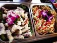 光明五一樓盤業主答謝特色小吃臺灣港式小吃精致茶歇圖片