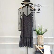 新品服饰,洛米唯娅,女装折扣店,视频看货