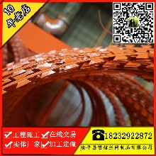 加工定做PVC包塑刀片刺绳,金属刀刺滚笼厂家