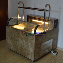 1.8米开口三明治冷柜,信阳蛋糕柜厂家定做,烘焙西饼屋展示柜