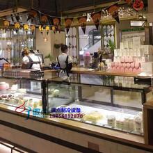 烘焙蛋糕店冷藏柜,苏州甜品西点风冷柜,丹弗斯压缩机