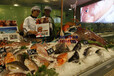 生鮮超市海鮮冰臺,滁州酒店飯店海鮮冷凍柜,徽點麻辣香鍋點菜柜