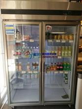 枣庄蛋糕房饮料柜,茶叶店直冷冷藏柜,把手玻璃门展示柜