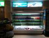 KTV冷藏展示柜,南充饮料酒水风幕柜,徽点品牌商超保鲜柜