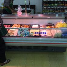 2米风冷鲜肉柜多少钱,亳州超市冷柜,徽点直冷鲜肉柜