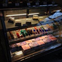 鮮榨水果店保鮮柜,果汁飲料酸奶展示冷柜,宜昌蛋糕冰柜1.2米