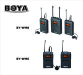 BOYA(博雅)麦克风无线小蜜蜂用于采访、传媒、广播、电视摄影器材厂家直供