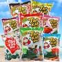 泰国进口小老板大片紫菜烤海苔32g多口味即食休闲零食品一件代发图片