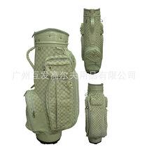 厂家直供定制高尔夫球包个人用品支架包高尔夫用品图片