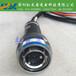 光电混合连接器/J5992光2电光纤连接器