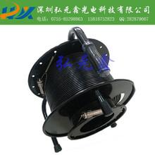 弘元鑫厂家直销J599防水光纤连接器图片