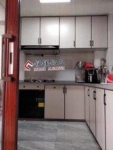 直销铝合金家具全铝合金橱柜铝合金衣柜移门铝型材批发图片