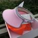 韩国进口正品vvc防晒防紫外线冰袖防晒帽批发经销