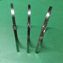 不锈钢扎带金属扎带自锁式不锈钢扎带厂家直销规格齐全