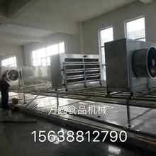 方圆食品机械郑州冷库安装