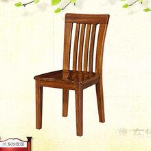 东华家居大卖场供应实木餐椅现货供应欢迎订购!