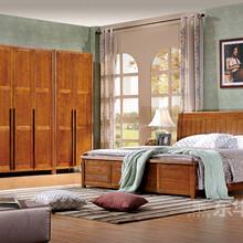 东华家居供应实木高箱床储物床双人床可量身定做欢迎订购!
