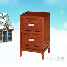 东华家居供应实木床头柜红木床头柜储物柜现货供应欢迎订购!