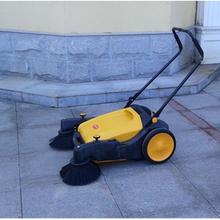 无锡环卫保洁用道路扫地车垃圾清扫车凯达仕YC-WD900无动力扫地车