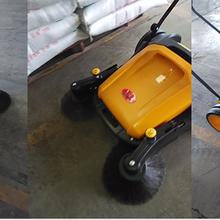 厂家直销无动力清扫道路车凯达仕YC-WD900不加油不充电式扫地车