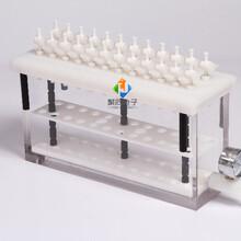 辽宁固相萃取装置JTCQ24D食品快速前处理装置