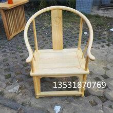 新中式茶桌免漆白蜡木仿古功夫茶台禅意实木简约套装茶室书架茶椅图片