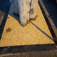 惠州生态透水混凝土现代设计软铺装砼透水地坪环保材料