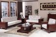 福建木言木语新中式风尚沙发,黄柏实木禅宗式韵味