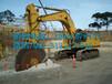 岩石锯200-300型挖掘机改装锯盘直径2.2米现货