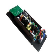 OMB(川琪)PDA600+前置500W+80W数字功放模块有源箱模组全频箱模组线阵音箱模组图片