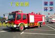東風多利卡水罐消防車