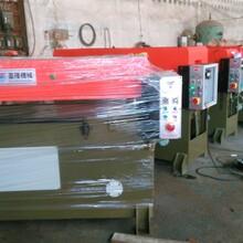 台隆厂家供应厦门漳州德化泡棉珍珠棉50吨四柱裁断机