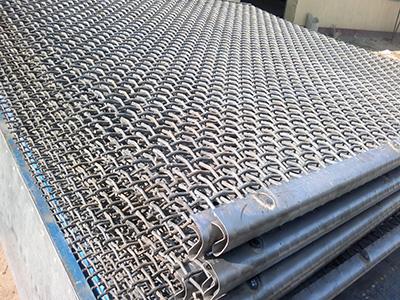 粮仓轧花网过滤不锈钢轧花网生产厂家价格